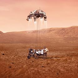 NASA's Perseverance rover