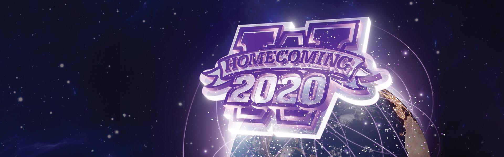 Homecoming Banner 2020