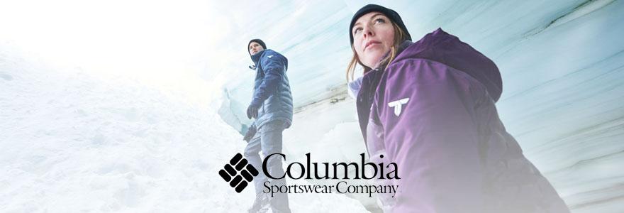 Columbia Winter 2019