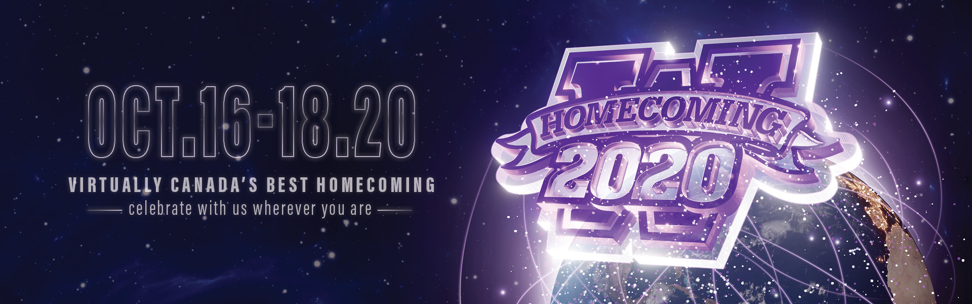 Homecoming 2020 Banner