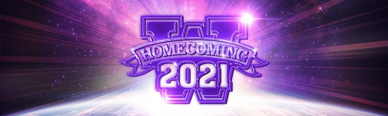 Homecoming 2021 Banner