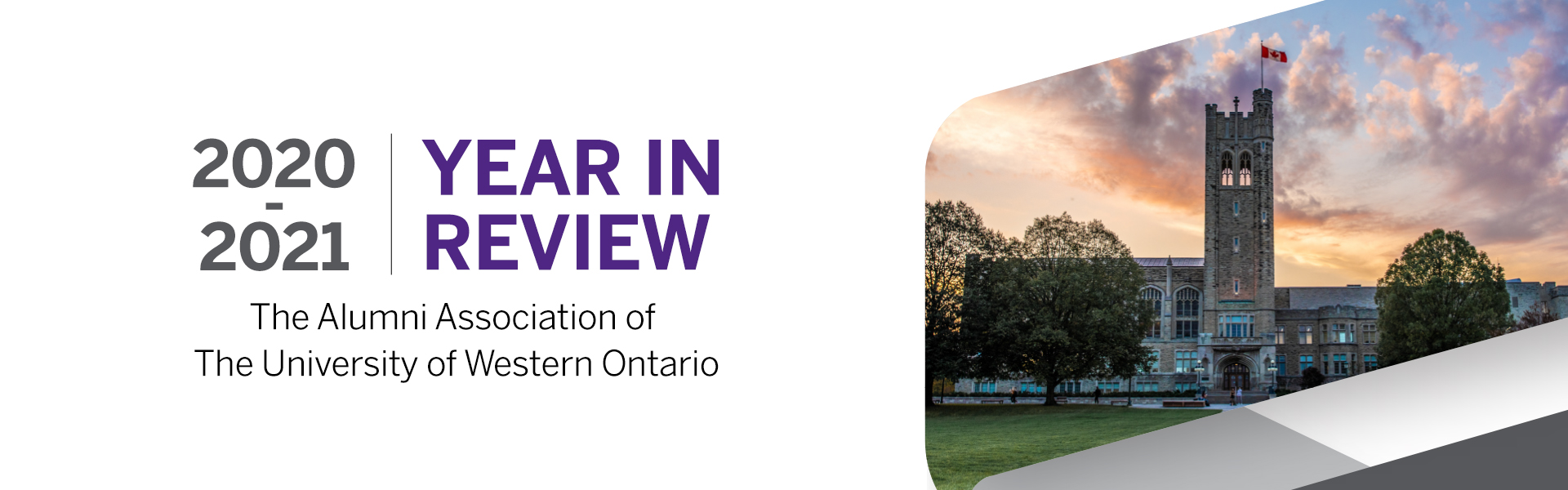 2020-21 Year in Review: The Alumni Association of The University of Western Ontario