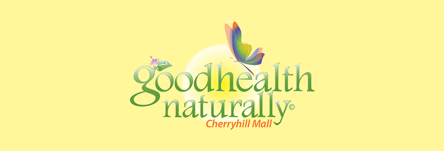 Good Health Naturally - Cherryhill Banner