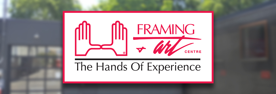 The Framing and Art Centre Banner