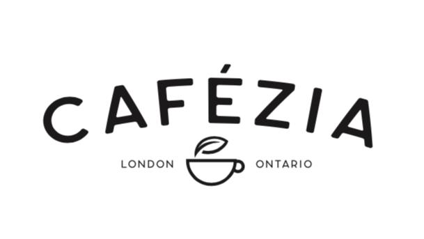 Cafezia Coffee logo