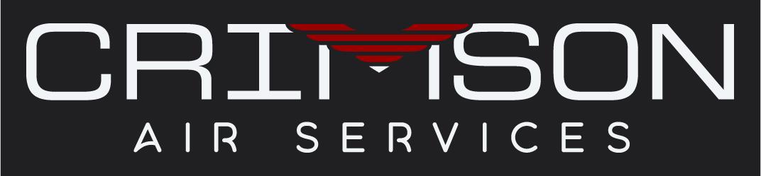 Crimson Air Services logo