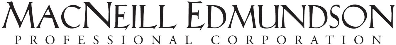 MacNeill Edmundson Professional Corp logo
