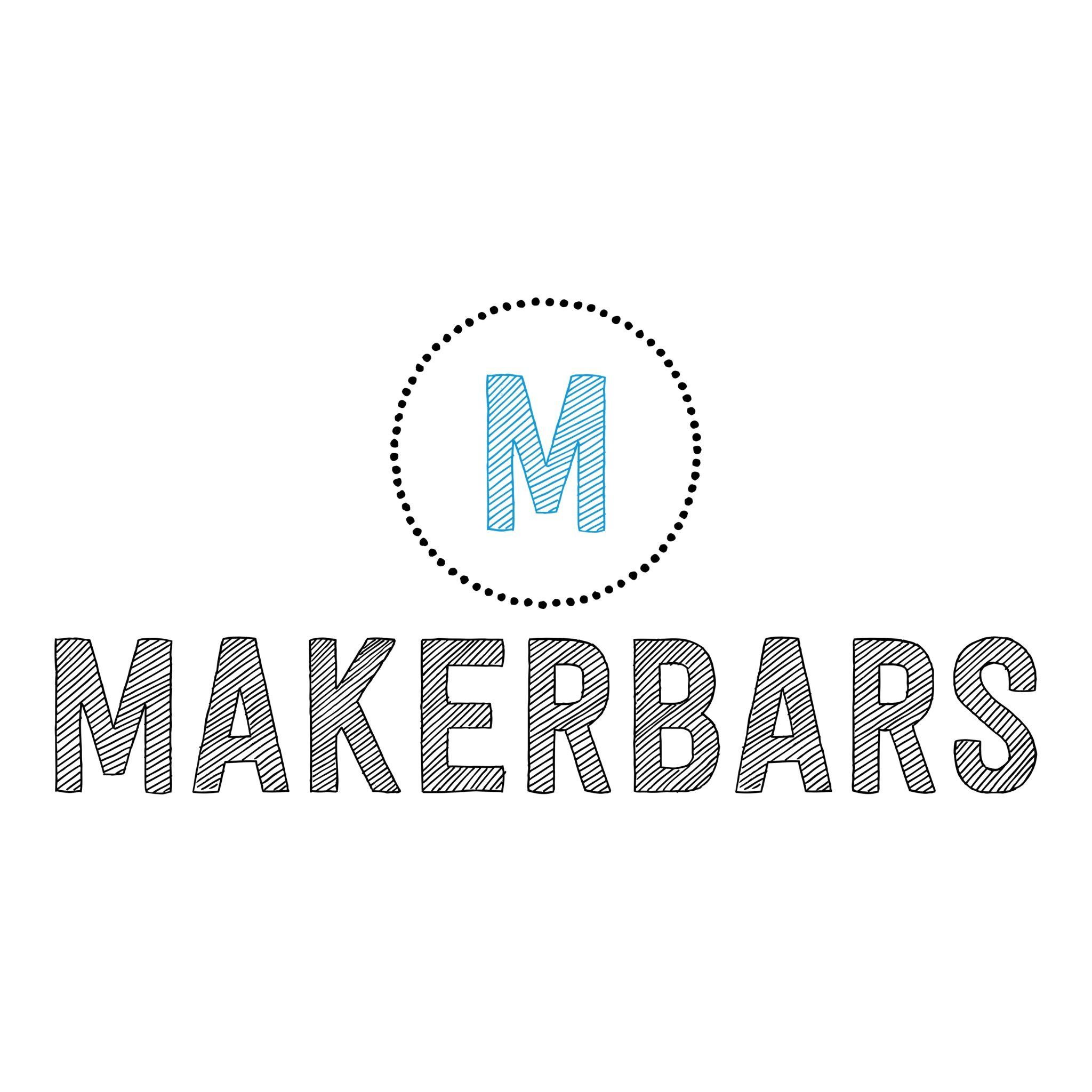 Maker bars logo
