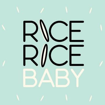 Rice Rice Baby logo