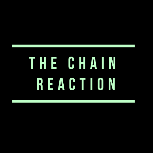 The Chain Reaction logo