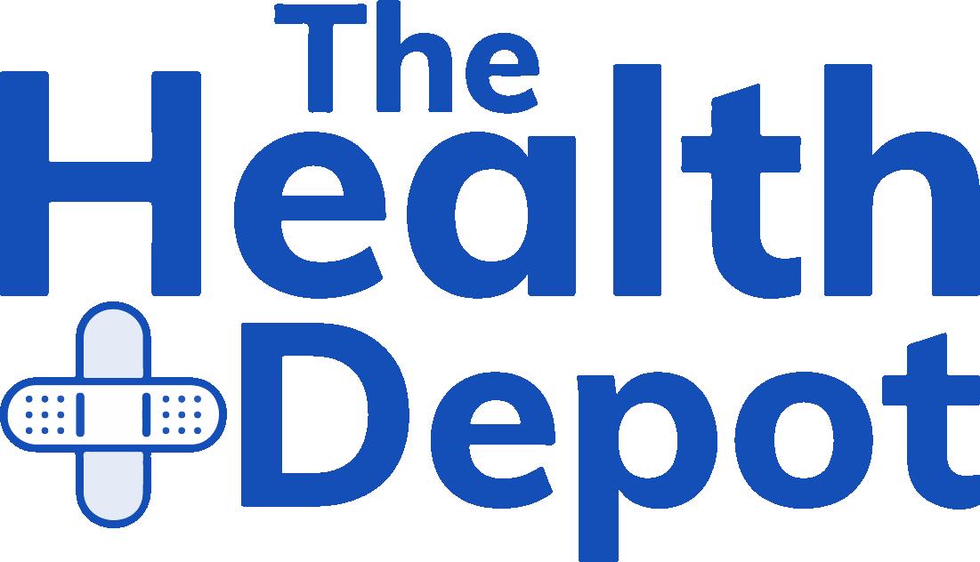 The Health Depot logo