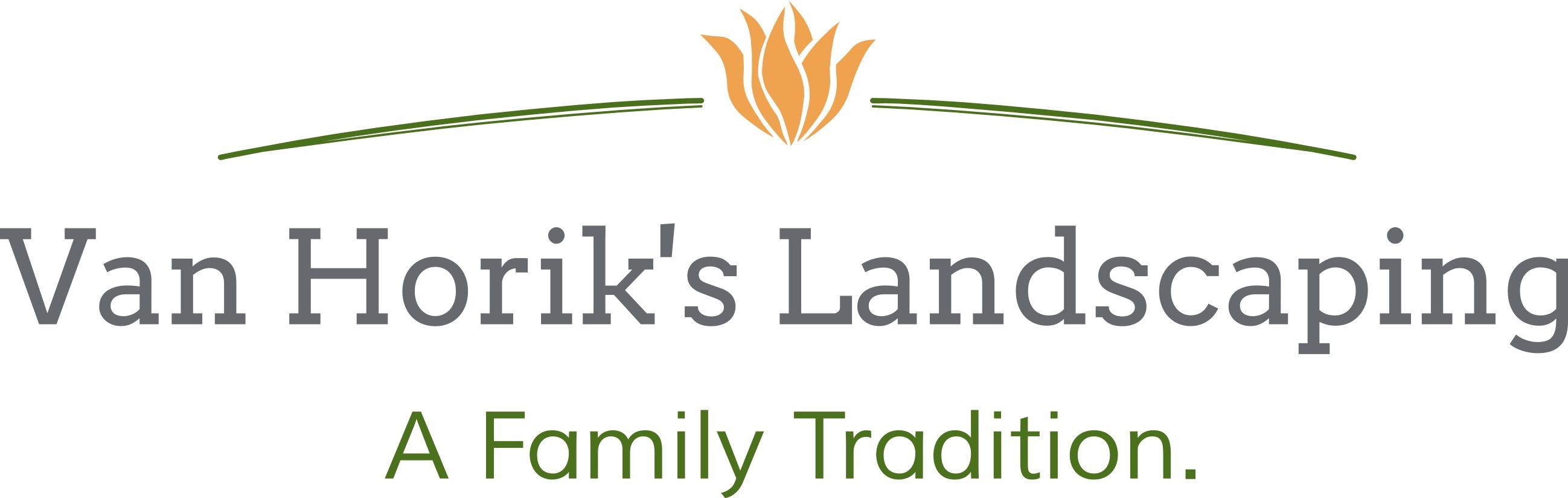 Van Horik's Landscaping Inc. logo