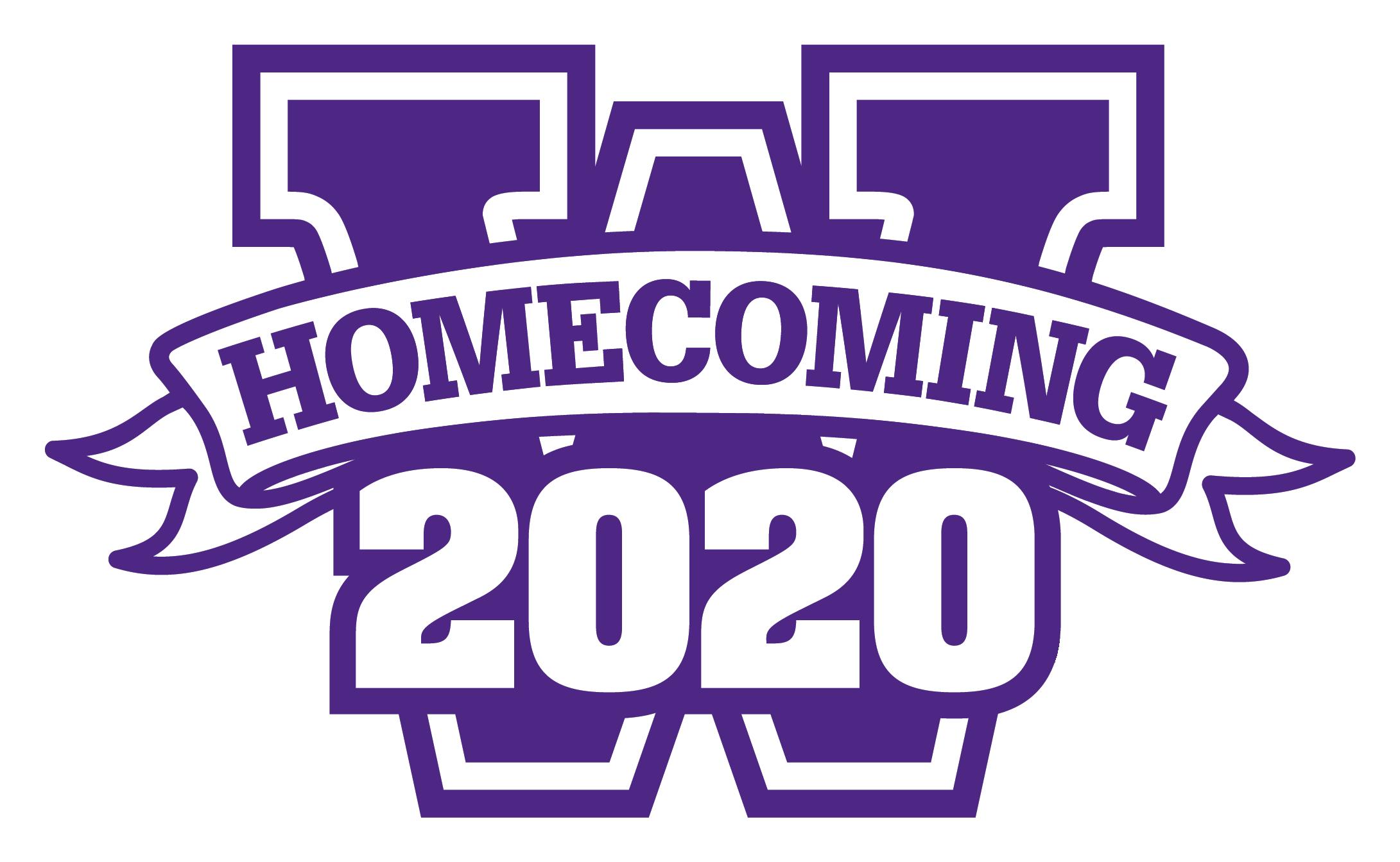 Homecoming Logo 2020